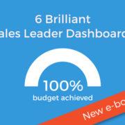 sales dashboard gauge